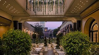 THEBlvd Privé, a Pop-up Outdoor Restaurant at Beverly Wilshire, Beverly Hills (A Four Seasons Hotel)