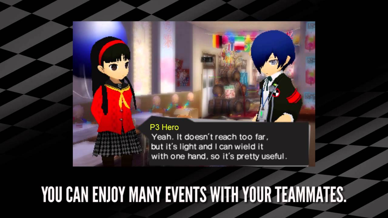 Persona Q DLC schedule and price points