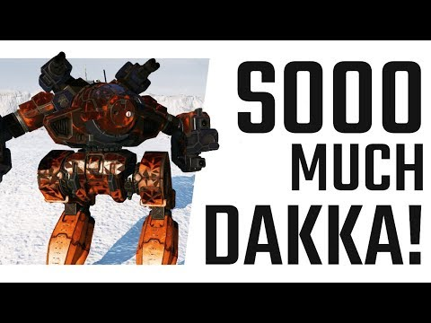 Soo Much DAKKA! Ebon Jaguar 2x UAC10 Build - Mechwarrior Online The Daily Dose #756