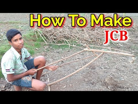 How To Make JCB || By Tik Tok Help