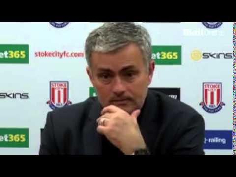 Jose Mourinho pays tribute to 'Big Sam'...