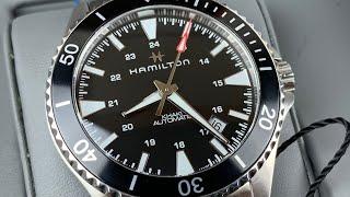 Hamilton Khaki Navy (h82335131)