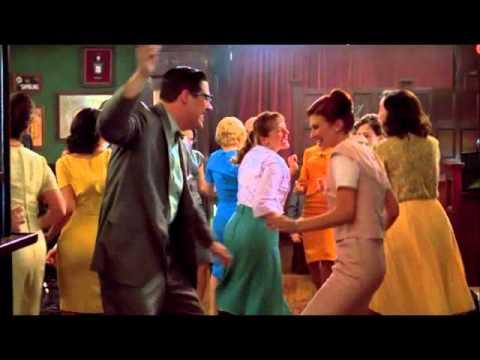 Mad Men - Peggy Dance Scene - 1x08