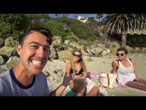 CALIFORNIA'S BEST BEACH - Laguna Beach