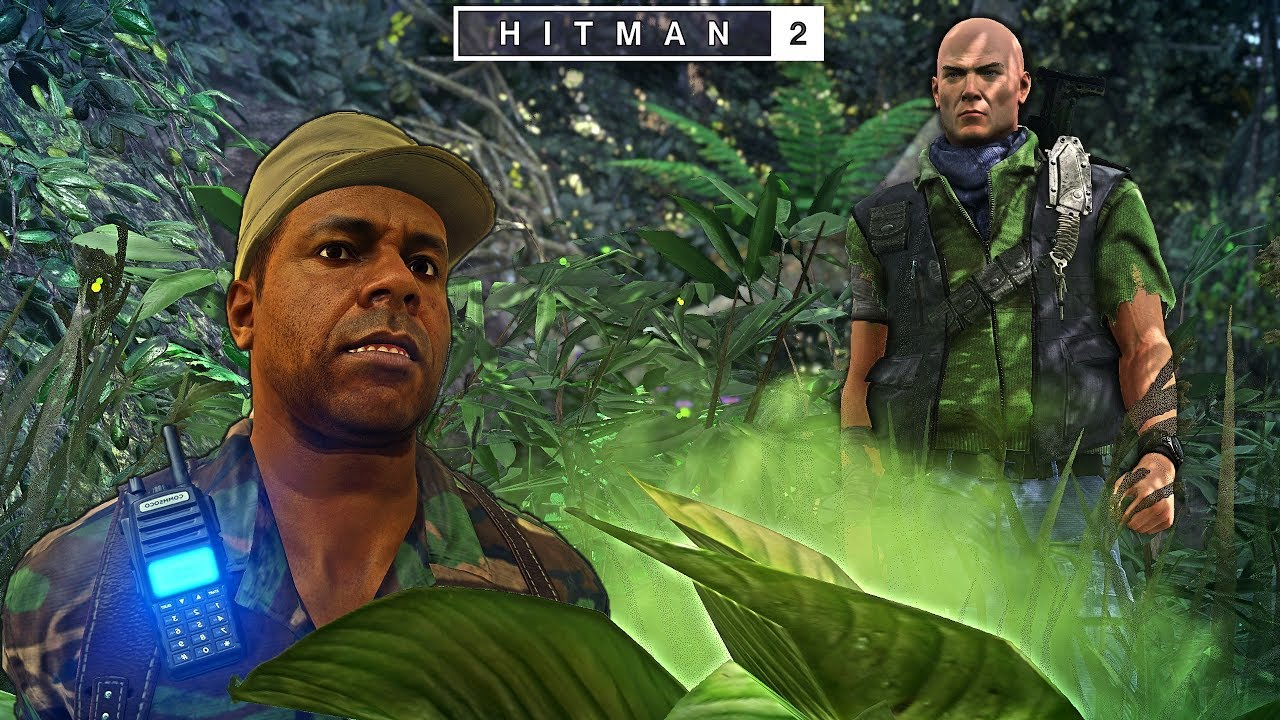 Hitman 2 Amazon Assassin Contract Stealth Mode On Suit Only Youtube