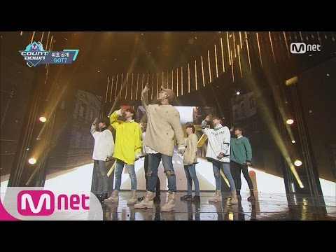 GOT7 - See the Light Comeback Stage M COUNTDOWN 160324 EP.466