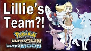 Top 5 Pokemon for Lillie's Team! [Ultra Sun and Moon] | @GatorEXP
