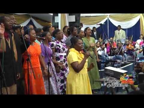 Our God Is Tremendous - Elizabeth Bishop, Third Exodus Assembly