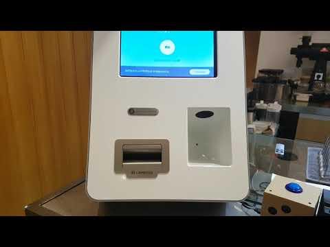 Bitcoin ATM in Taiwan