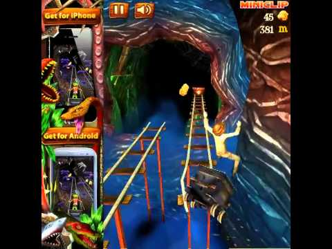 Rail Rush | Runner Gameplay Review & Walkthrough | Android, iPhone / iPad from YouTube · Duration:  11 minutes 44 seconds