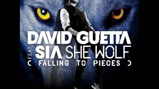 David Guetta Ft Sia She Wolf Falling To Pieces EXTENDED