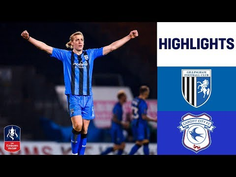 Gillingham 1-0 Cardiff City | List Causes Cardiff Upset! | Emirates FA Cup 18/19