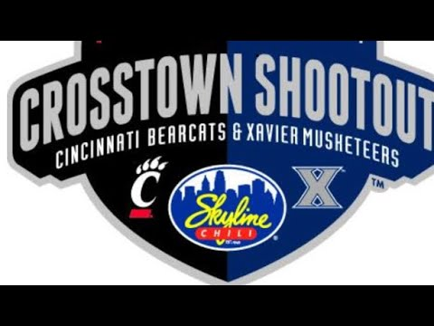 NCAA March madness simulation Cincinnati Vs Xavier