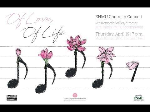 2018 Spring Choral Concert