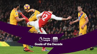 Premier League Goals of the Decade
