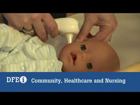 Pre-Nursing  - Dun Laoghaire Further Education Institute