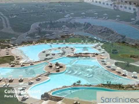 Luxury hotels Sardinia