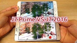 j7 prime vs j7 2016 thai ร ว วไทย ฉบ บจ ดเต ม