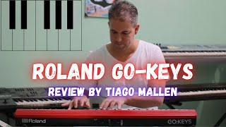 Roland GO keys ( Test Presets)