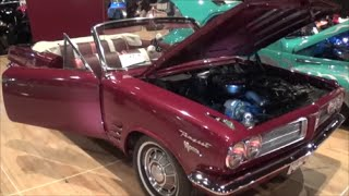 1963 Pontiac Tempest Convertible 326 V8