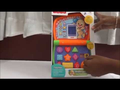 Fisher-Price Laugh And Learn Smart Screen Laptop|Baby Laptops