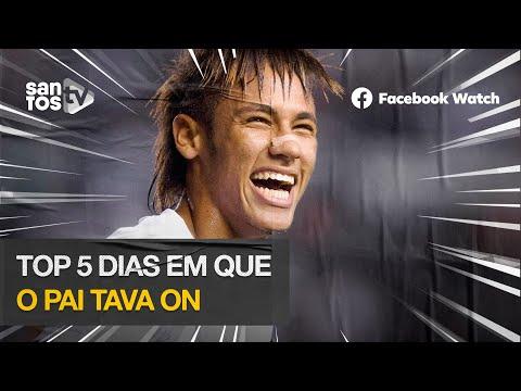 TOP 5 DIAS EM QUE O PAI (NEYMAR) TAVA ON 🔥