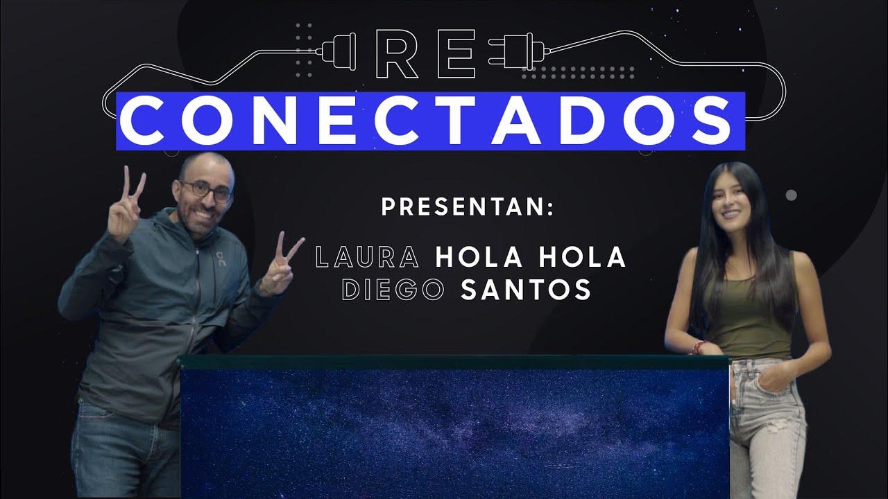 Probando life hacks y tik tok | Laura García y Diego Santos | Re-Conectados | Samsung