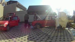 Opravy auta