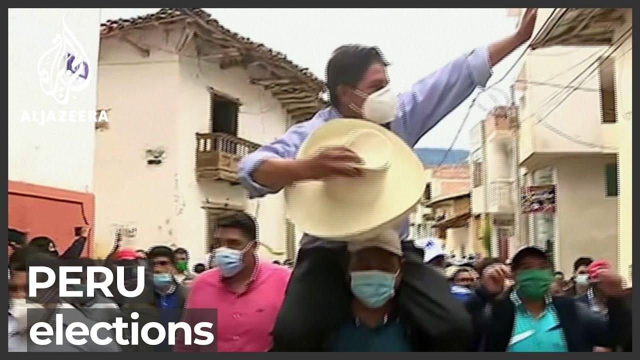 Fujimori, Castillo locked in tight contest as ballots counted in Peru's ...