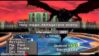 Final Fantasy VIII - How to get every Ultimate Weapon