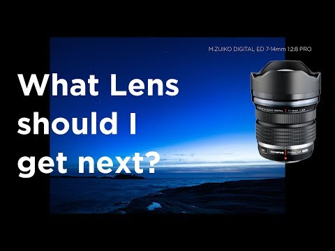 What M.Zuiko Lens Should I Buy Next For Olympus Cameras?