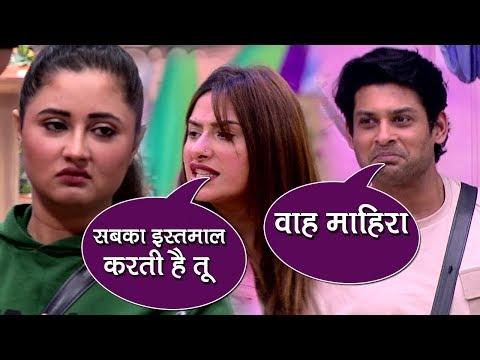 Bigg Boss 13 Review: Rashami & Asim Fight With Mahira Over Roti| Kitchen Fight