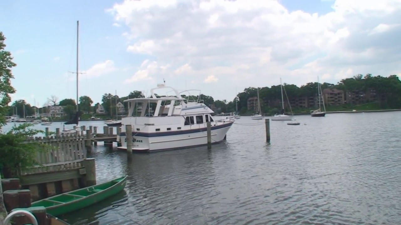 Annapolis, MD - The Streets of Historic Annapolis Part 6