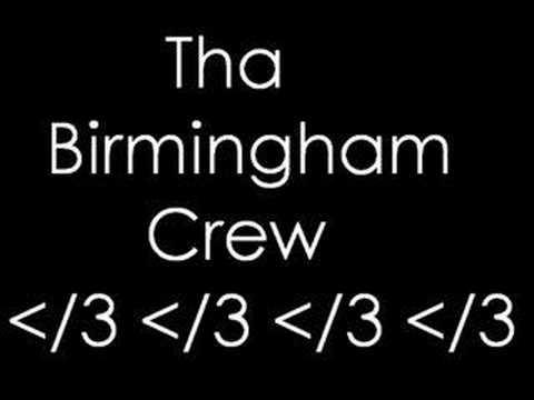 Birmingham Crew x