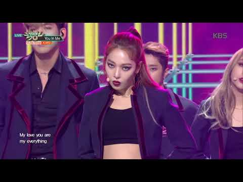 뮤직뱅크 Music Bank - You In Me - KARD.20171215