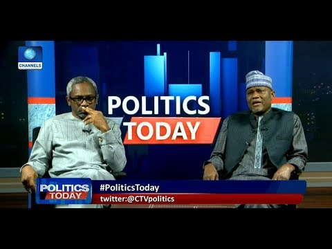 Hunkuyi Insists Lawmakers' Defection Not 'Ticket Hunting', Gbajabiamila Disagrees |Politics Today|