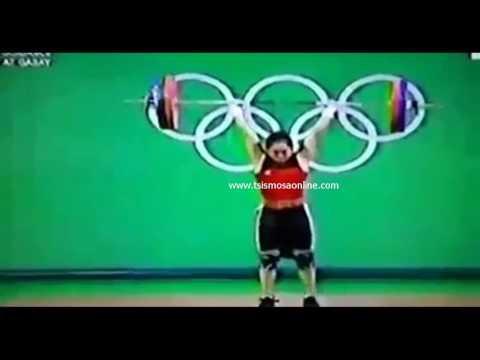Philippines wins silver in Rio 2016 Olympics weight lifting