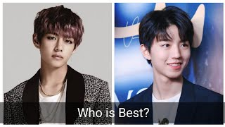Karry Wang vs Kim Tae-hyung Who is Best?