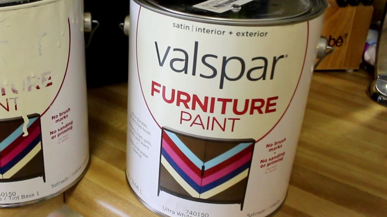 Valspar Furniture Paint Review No Sanding Youtube,Ikea Malm Single Bed With Drawers Instructions