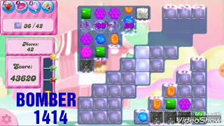 candy crush saga level 1414