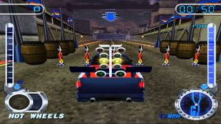 PS2 Hot Wheels Velocity X - Maximum Justice SLUS-20412 GamePlay (Challenge)