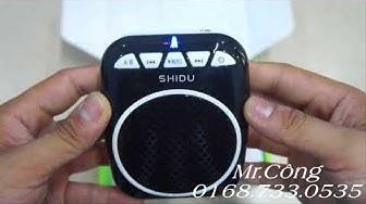 Máy trợ giảng SHIDU S308