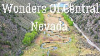 Central Nevada PT.1 Camṗing Off Road Trip,Alkaline Hot Springs,Fisherman Hot Springs,Kingston Canyon