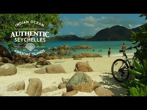 Anse Takamaka on Praslin - Authentic Seychelles