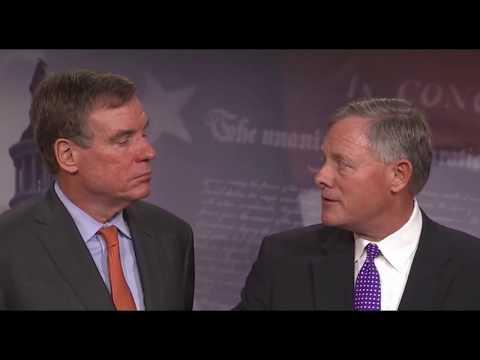 Mark Warner & Richard Burr Press Conference UPDATE on Trump Russia US Elections Investigation