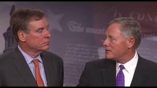 Mark Warner & Richard Burr Press Conference UPDATE on Trump Russia US Elections