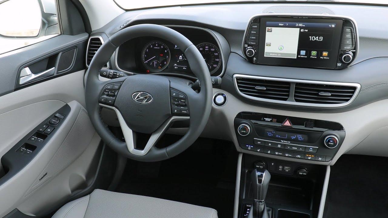 2019 hyundai tucson design footage interior youtube - Hyundai tucson interior pictures ...