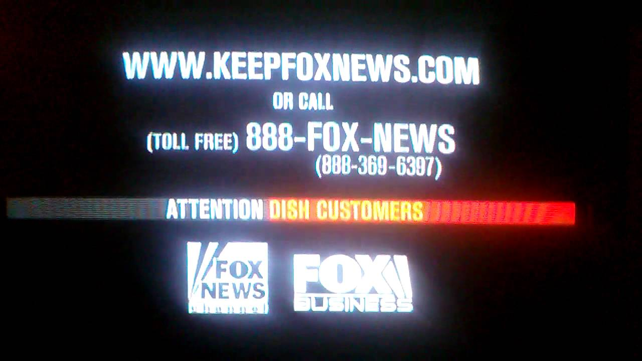 Dish Has Blocked Fox News Amp Fox Business Fox 12 21 2014