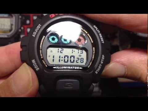 DW-6900 Basic Operation Guide