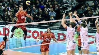 Top 5 The Volleyball Player That Gravity Forgot